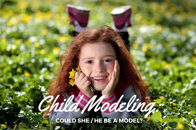 مدلینگ کودک